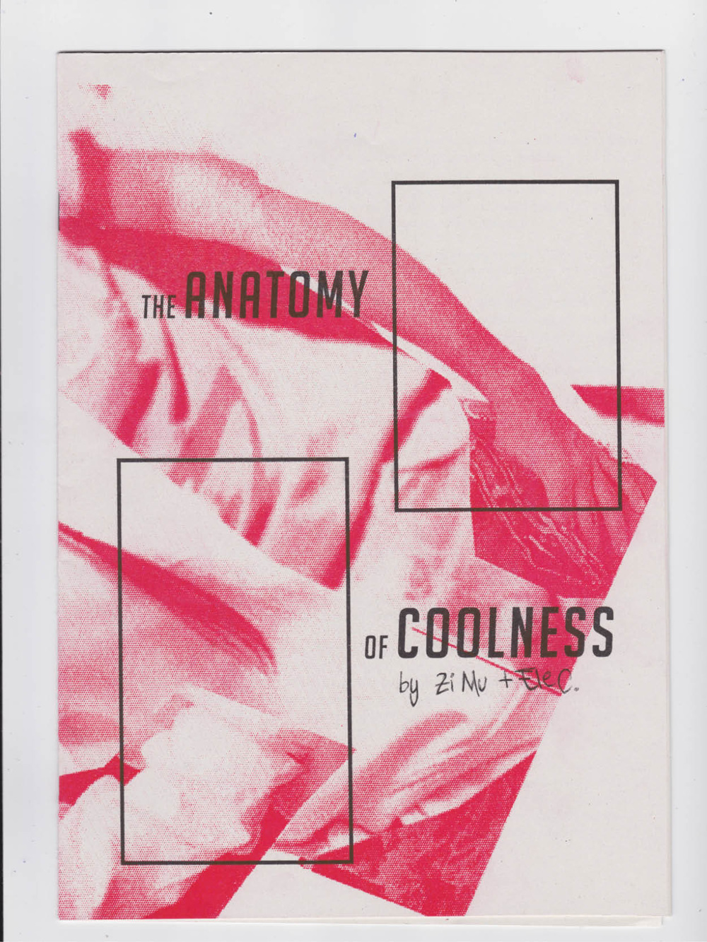 The Anatomy of Coolness, an instruction manual - eleoboh